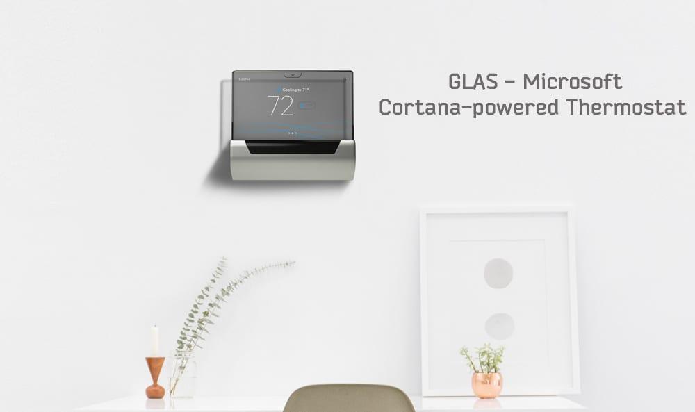 Microsoft's Thermostat - GLAS