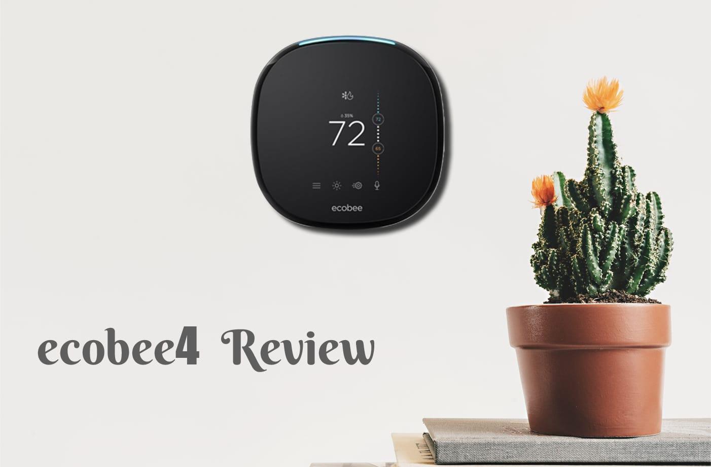 Ecobee4 Review