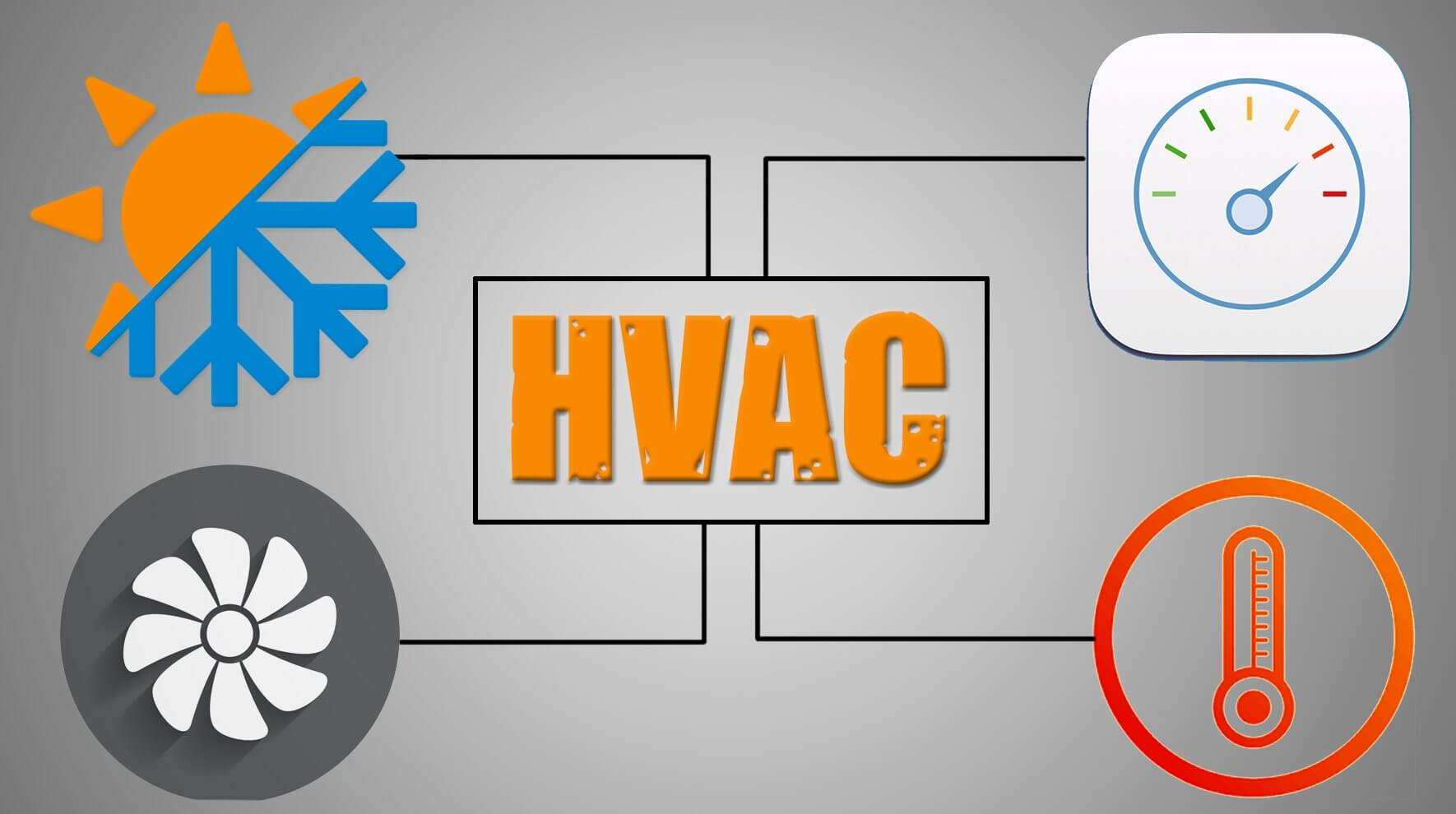 HVAC compatible thermostats
