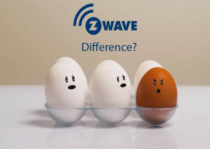 What are the difference of Z-Wave Classic and Z-wave Plus?
