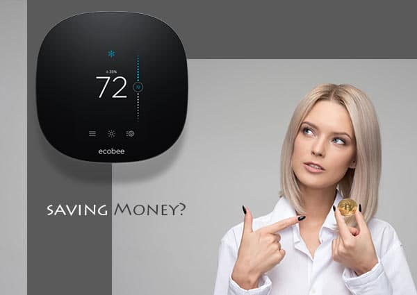 How Does & How much a Smart Thermostat Save You Money?